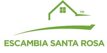Escambia-Santa Rosa Real Estate Council logo